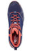 The North Face Ultra Fastpack 2 Mid GTX - Chaussures Femme - orange/bleu